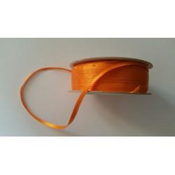 Nastro Doppio Raso Arancione 3mmx50mt