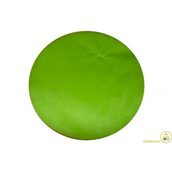 Velo Fata Tondo da 50 pezzi Colore Verde Mela