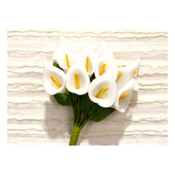 Fiore di Calle media cm 3 pz 12