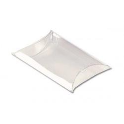 Bustina portaconfetti trasparente in PVC 5x7cm 24pz