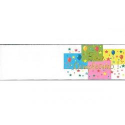 5 bigliettini per bomboniere stampabili Compleanno