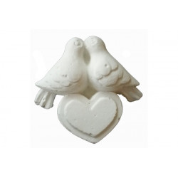 Gessetto Profumato Uccellini con cuore