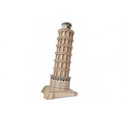 Puzzle 3D grande in legno tema Torre di Pisa