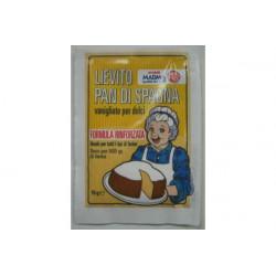 10 bustine da 15 gr Lievito pan di spagna