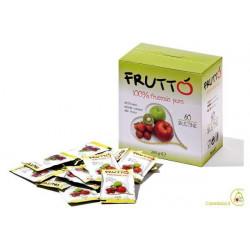 240 gr di fruttosio puro in bustine