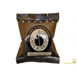 10 capsule Caffè Borbone Miscela Nera