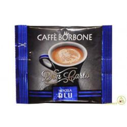 10 capsule Caffè Borbone Don Carlo miscela blu compatibili Lavazza A Modo Mio