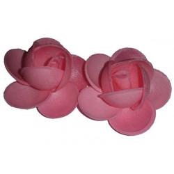 Boccioli di rosa grandi pz 2 colore rosa