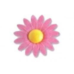 Margherita in cialda pz 4 colore rosa