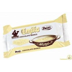 Cioccolato Zaini Emilia Bianco g 200