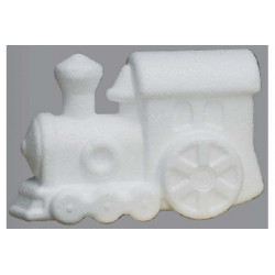 Treno Polistirolo Locomotiva
