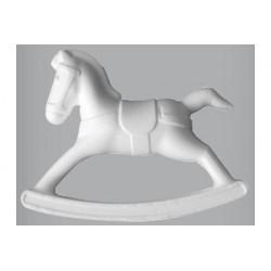 Cavallo a dondolo Polistirolo