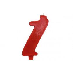 Candela Rossa Maxi n° 1 cm 12