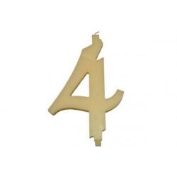 Candela Maxi cm 15 Avorio n° 4