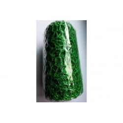 Rotolo polycotton glitter 12cmx300cm Verde
