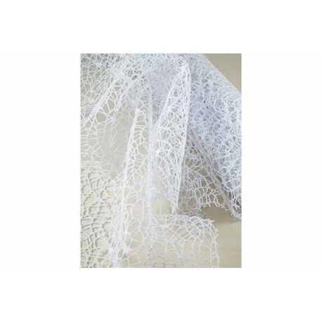 Rotolo polycotton Bianco 26cmx4mt