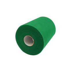 Rotolo tulle Verde 25cmx100m