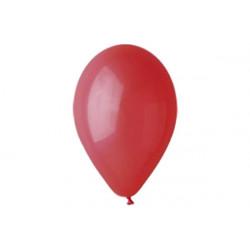 100 palloncini Rossi diametro 19cm