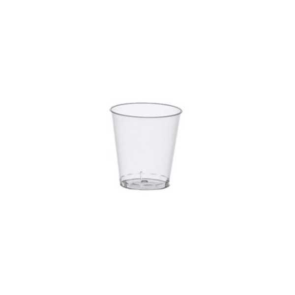 Bicchieri Cicchetto Chupito Trasparenti pz 20 cc 60