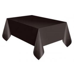 Tovaglia Quadrata Nera in Cotonato Monouso 100x100cm