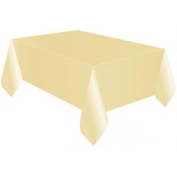 Tovaglia Quadrata Sabbia in Cotonato Monouso 100x100cm