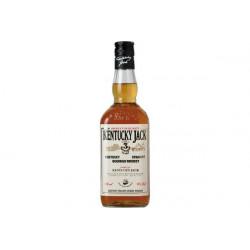 70 cl Bourbon Whiskey Kentucky Jack invecchiato 3 anni
