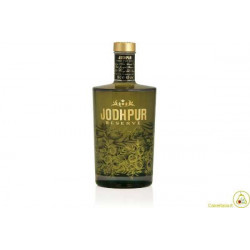 50 cl di Jodhpur Reserve London Dry Gin 43% Vol