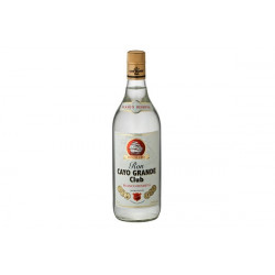 Rum Cayo Grande Blanco Reserva 100cl 37