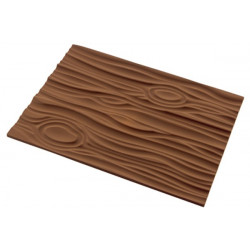 Tappeto Torte Tronchetto Legno Magic Wood Mat