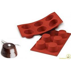 Stampo Muffin Medio Diametro 69 mm