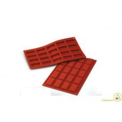 Stampo finanzieri piccoli in silicone