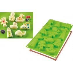 Stampo in Silicone Giocattoli Fantastici Fancy Toys