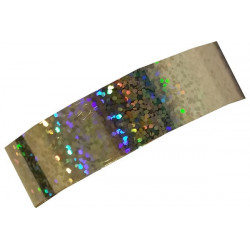 Nastro Splendene Brillantinato cm1
