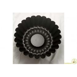 Stampo Budino/Margherita senza tubo 24 x 9 cm Teflonato