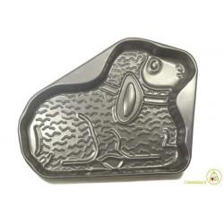 Stampo Forma Agnello Antiaderente