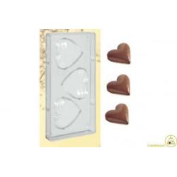Stampo cioccolato cuore gigante
