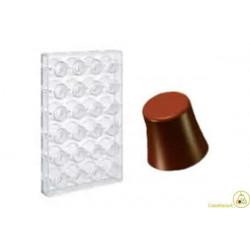 Stampo cioccolato bicchierino