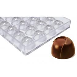 Stampo cioccolato Tondo o Sferico