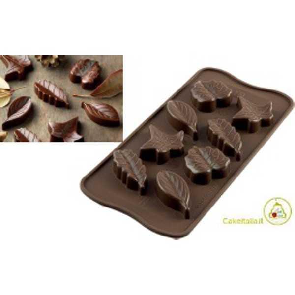 Stampo cioccolatini natura