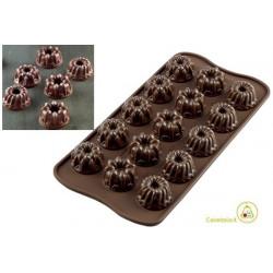 Stampo cioccolatini Mini Gugelhopf o Fantasia