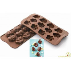 Stampo Cioccolatini Angioletti o Choco Angels