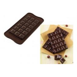 Stampo Tavoletta di Cioccolato da 90 ml di Silikomart