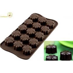Stampo cioccolatini Fiore o Fleury