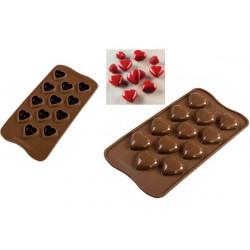 Stampo Cioccolato Cuore Tridimensionale o Choco My Love 3D