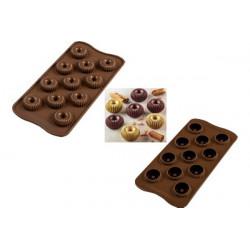 Stampo Cioccolato Corona Tridimensionale o Choco Crown 3D