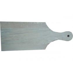 Tagliere da portata in legno naturale cm 30