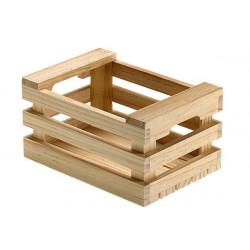 Cassettina frutta in legno cm 17 x 12 x 9