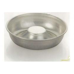 Forma Savarein Grande in Alluminio cm 10 x 2