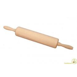 Mattarello girevole legno da 43 cm