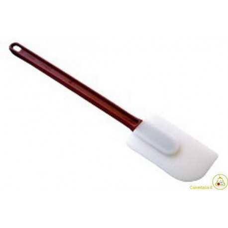 Spatola Leccapentola in silicone media cm 36